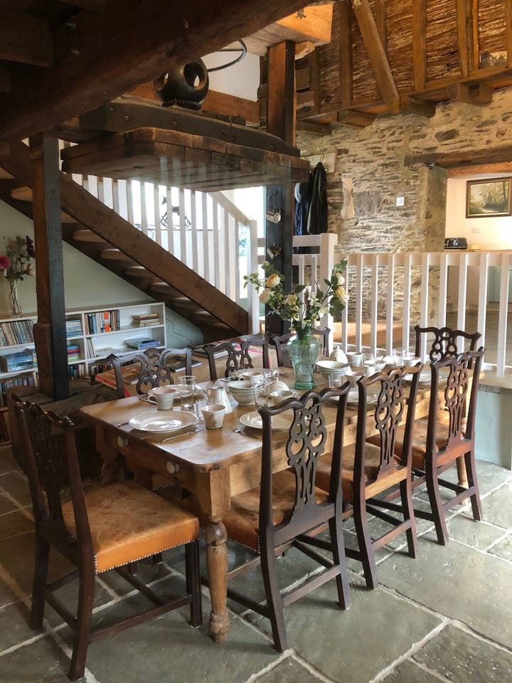 Cider Press Dining Room